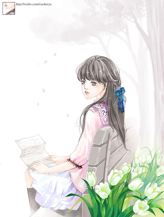 2014-10-07 12:19 振作!这两天重装了电脑,只要他高兴就好,既然已经把服务器连上了,那我就继续这里吧,虽然也没有很想的样子,我在读诗,读诗的感觉好一点呢。 这个姑娘叫做@乐活小黑牙,她好像是梅子的朋友,那天半夜我同时发现了她们两个人,我也忘了是先关注谁后找到谁的了,风格不一样,但是我都好喜欢啊! 最近在玩暖暖,啊啊啊啊啊啊,老看哪个文史圈的妹子在贴图呢,好美好美啊,我一直这么感叹,前两天突然想起来,凭啥我不能玩啊!哼哼,游戏是免费的,内购很多,玩起来才发现那个妹子想必已经充了很多很多钱了,但