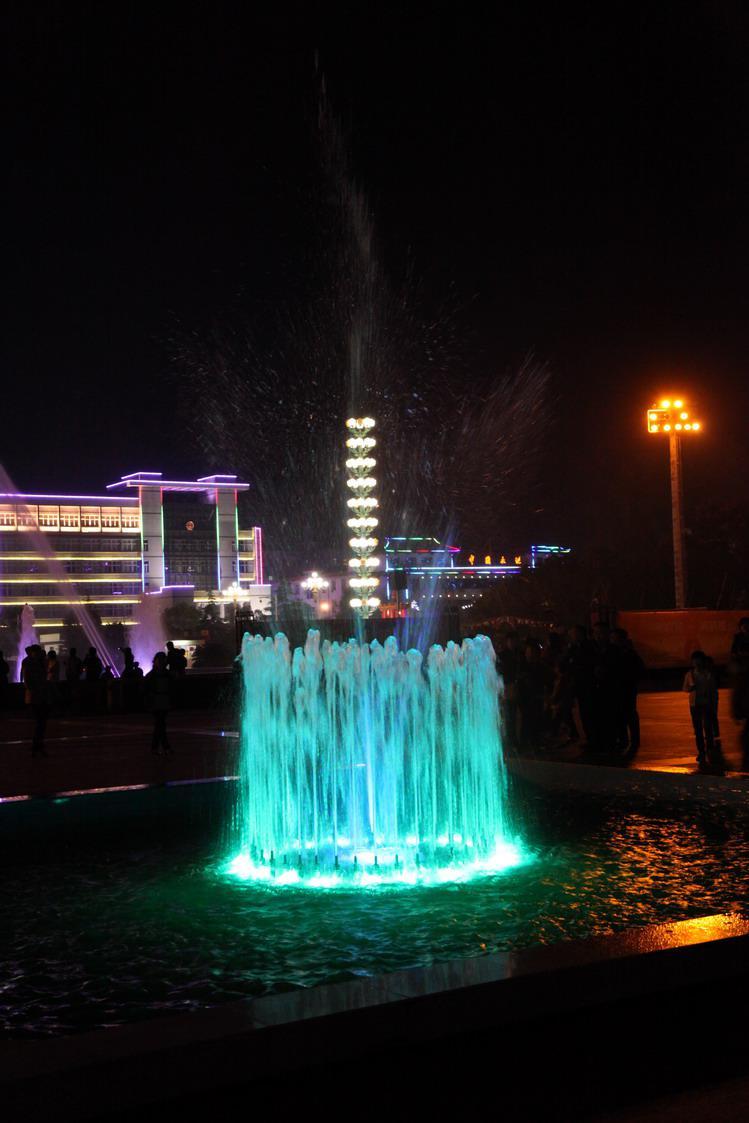 喷泉(2)